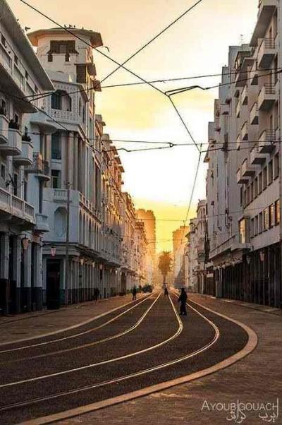 Visitez la ville blanche de Casablanca