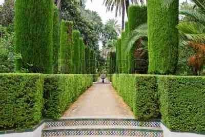 Jardins andalous